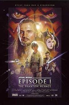 Star Wars Episode 1: The Phantom Menace 3D FILM REVIEW