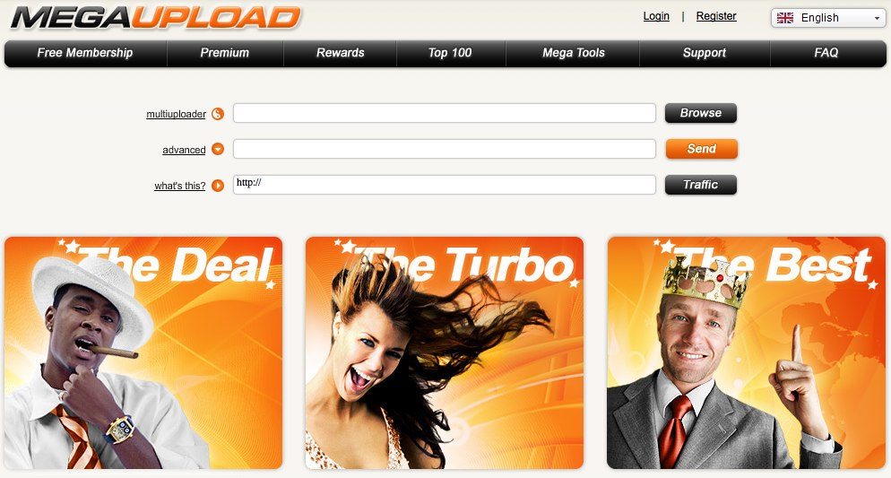 Megaupload shutdown backlash looms