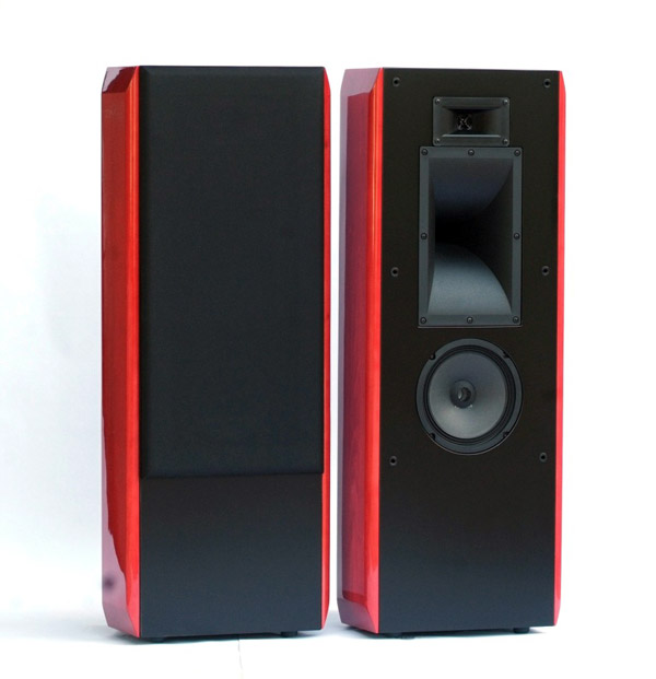horn loaded speakers from casta acoustics now available in