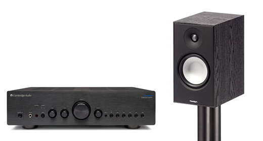 Paradigm and Cambridge Audio System REVIEW