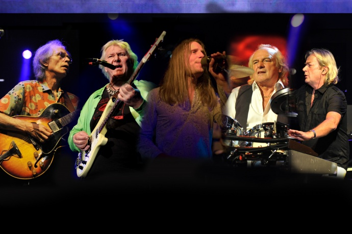 Yes, Vector Arena, Auckland, Sunday April  1, 2012 – LIVE REVIEW