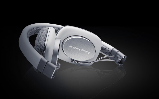 B&W Announces P3 Mobile Headphones
