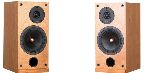 Proac Response D Two Standmount Loudspeakers Review