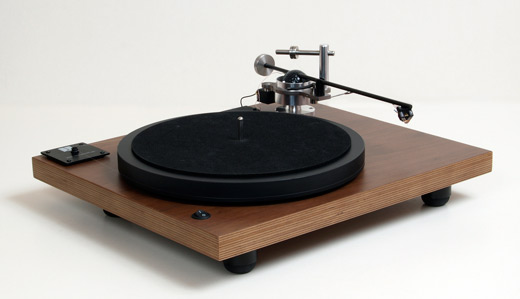 Well Tempered Lab Versalex turntable and LTD tonearm now available