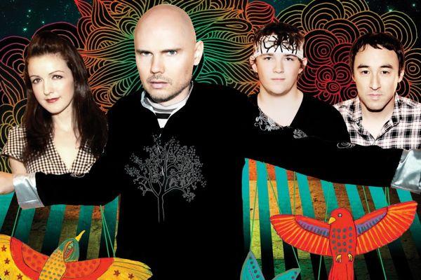 Smashing Pumpkins Tour, Album