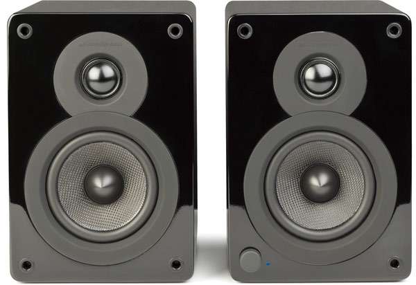 Cambridge Audio SLA25 powered speakers available in NZ