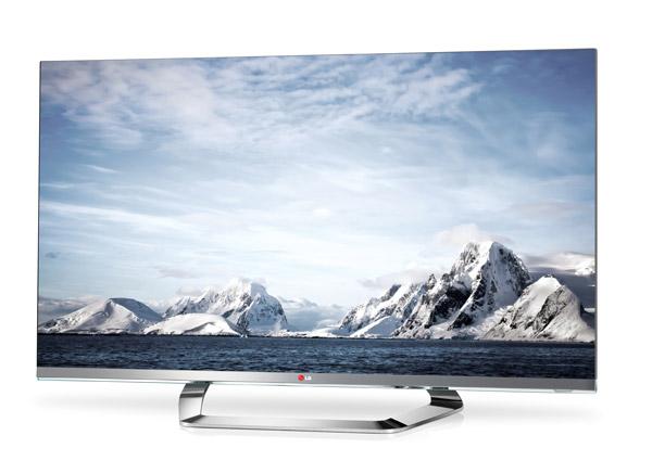 New smart 3D LG TVs released