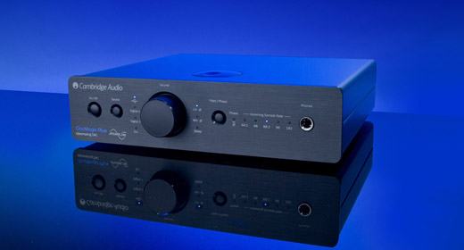 Cambridge Audio DACMagic Plus DAC REVIEW
