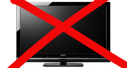 Is it the end for TV?