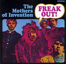 Frank Zappa/The Mothers Of Invention – Freak Out! (Zappa Records/Universal)