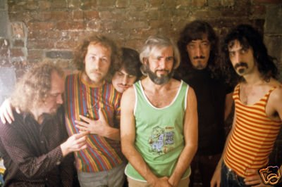 Frank Zappa The Mothers Of Invention Absolutely Free