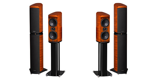 Mission EX800 Loudspeakers REVIEW