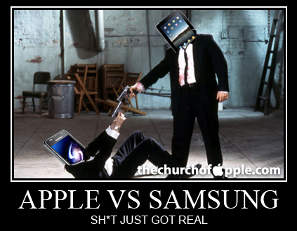 Apple & Samsung Slapped With Ban