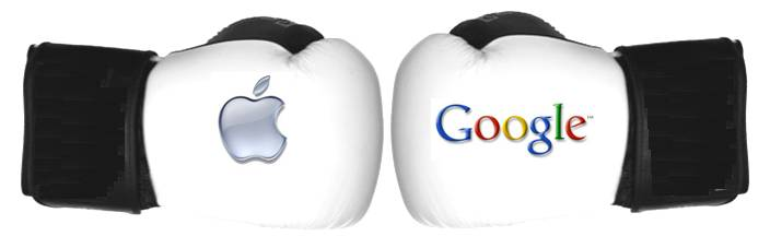 Patent Wars II: Googlerola Vs Apple