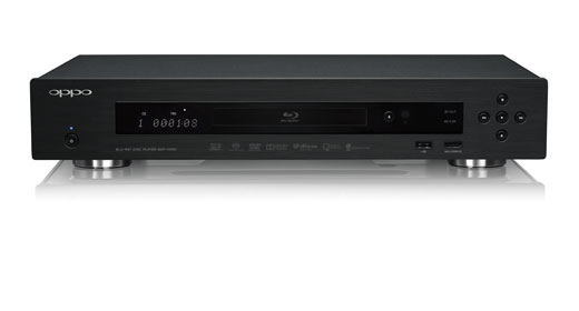 New Oppo BDP-103AU Blu-ray Player Announced