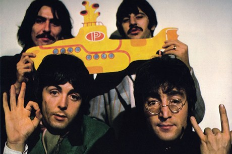 The Beatles – Yellow Submarine (EMI) DVD REVIEW