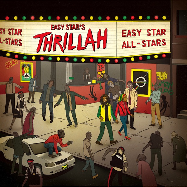 Easy Star – Thrillah (Easy Star Records) CD REVIEW