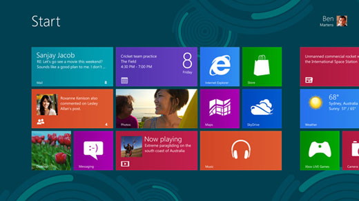 Windows 8 Is Here