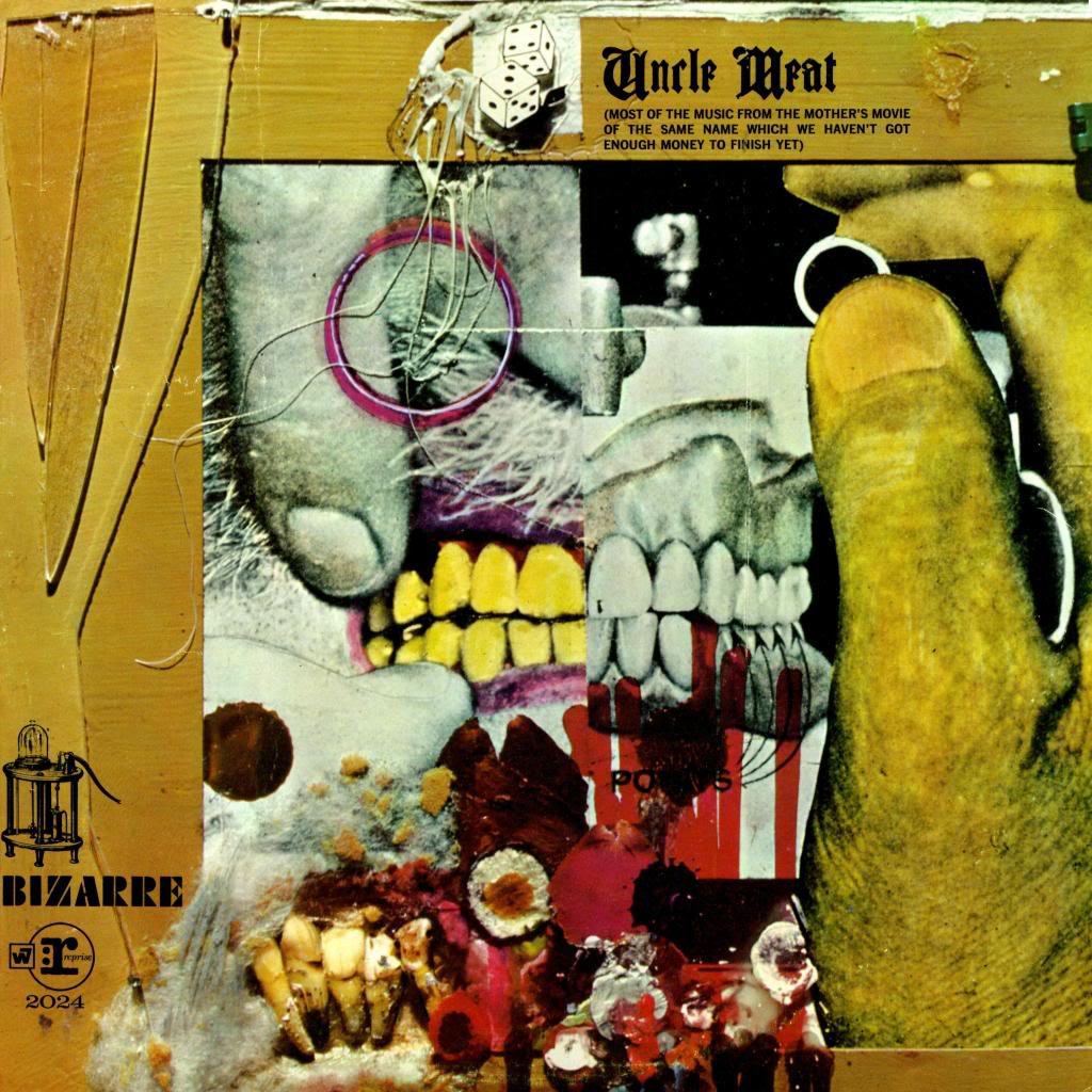 Frank Zappa – Uncle Meat (Zappa Records/Universal) REVIEW