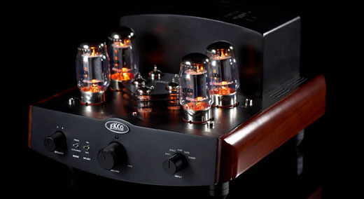 EKCO EV55SE Valve Integrated Amplifier REVIEW