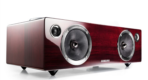Samsung DA-E750 Wireless Speaker System REVIEW II