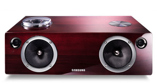 Samsung DA-E750 Wireless Speaker System REVIEW