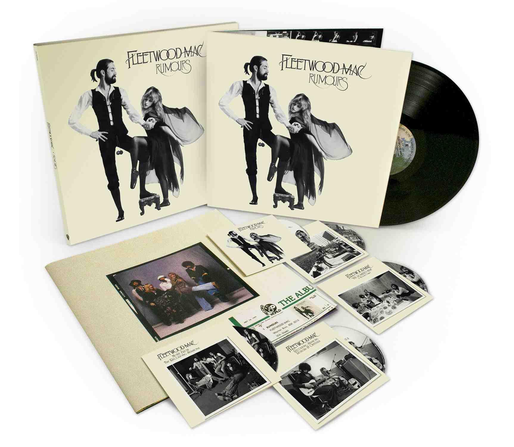 Fleetwood Mac's Rumours Expands