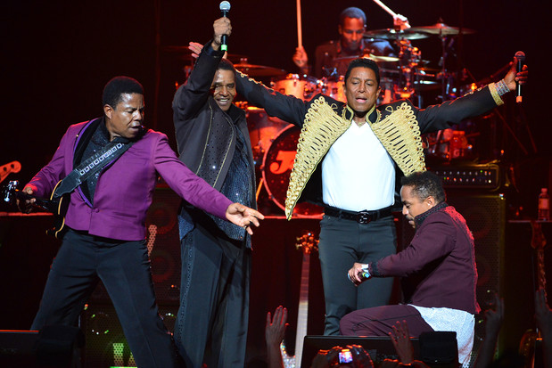 What's Left Of The Jacksons To Play NZ