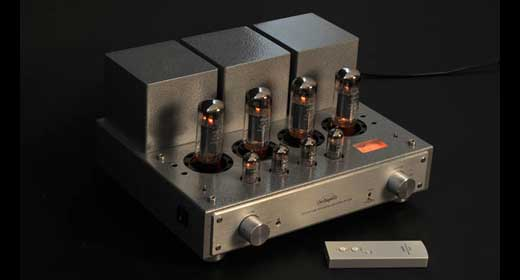 Line Magnetic Audio LM-211IA EL34 Integrated Valve Amplifier REVIEW