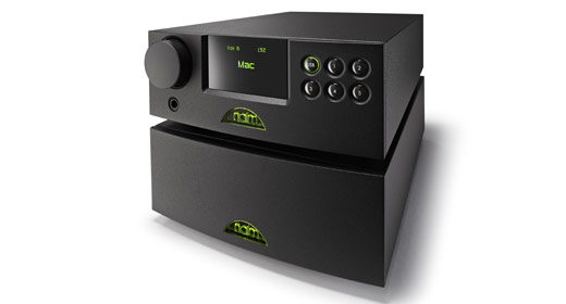 Naim DAC-V1 Digital To Analogue Converter/NAP100 Power Amplifier REVIEW