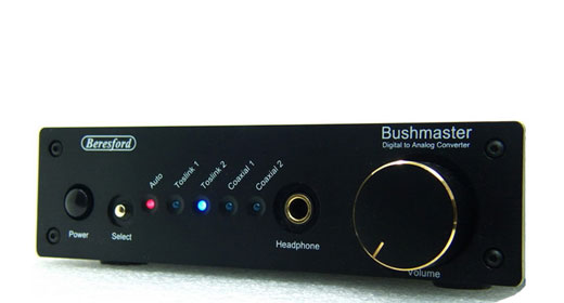 Beresford TC-7530DC Bushmaster Digital To Analogue Converter REVIEW