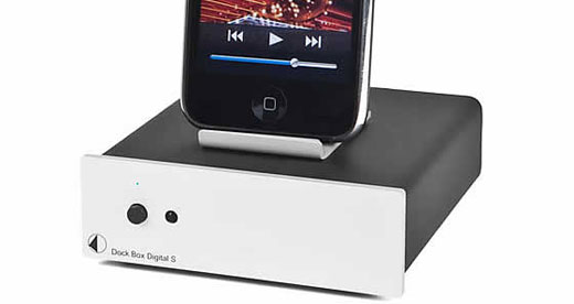 Pro-Ject Dock Box S Digital Apple Dock REVIEW