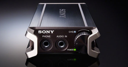 Sony PHA-1 Portable Headphone Amplifier REVIEW