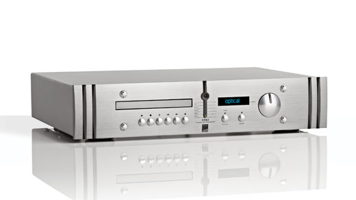 ATC CDA2 CD Player/Preamplifier/DAC REVIEW