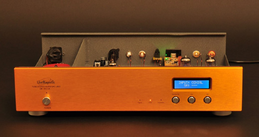 Line Magnetic LM-502CA Vacuum Tube DAC REVIEW
