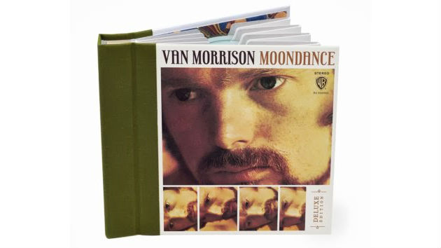 Van Morrison's Classic Moondance Expands