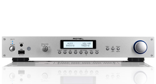 Rotel RA-11 Integrated Amplifier REVIEW