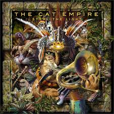 The Cat Empire – Steal The Light (Two Shoes) CD REVIEW