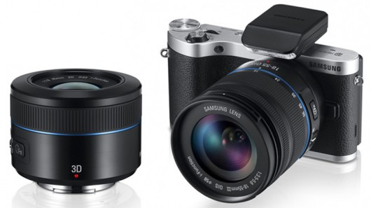 Samsung's World First 3D Camera Lens In NZ