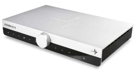 Perreaux Audiant DP32 Preamplifier and 100P Power Amplifier REVIEW