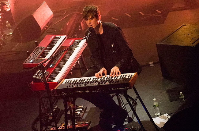 James Blake, Town Hall, Auckland, Friday August  2 CONCERT REVIEW
