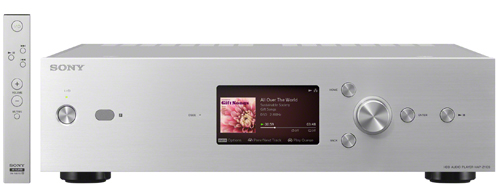 Sony's High Resolution Audio Range