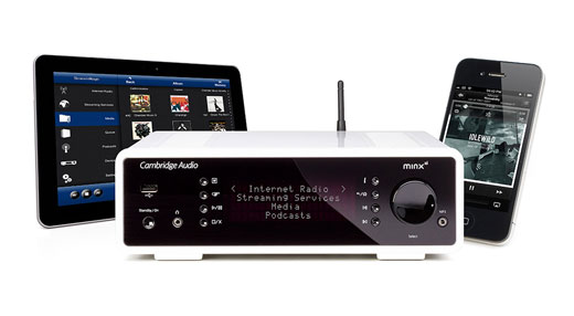 Cambridge Audio Releases Minx Xi Digital Music System