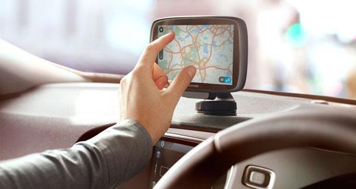 TomTom GO 500 In-Car Navigation Unit