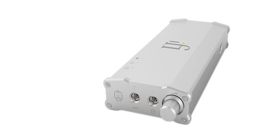 iFi Audio iTube Active Tube Buffer/Preamplifier