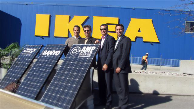 IKEA To Sell Solar Panels