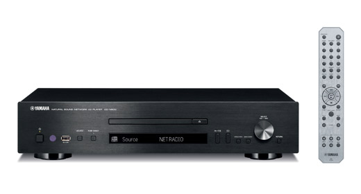 Yamaha CD-N500 Network CD Player REVIEW