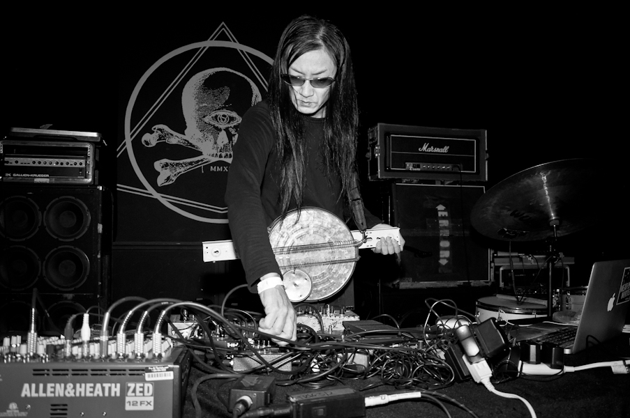 Merzbow – Japanese Noise Guru