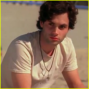 Penn Badgley as Jeff Buckley