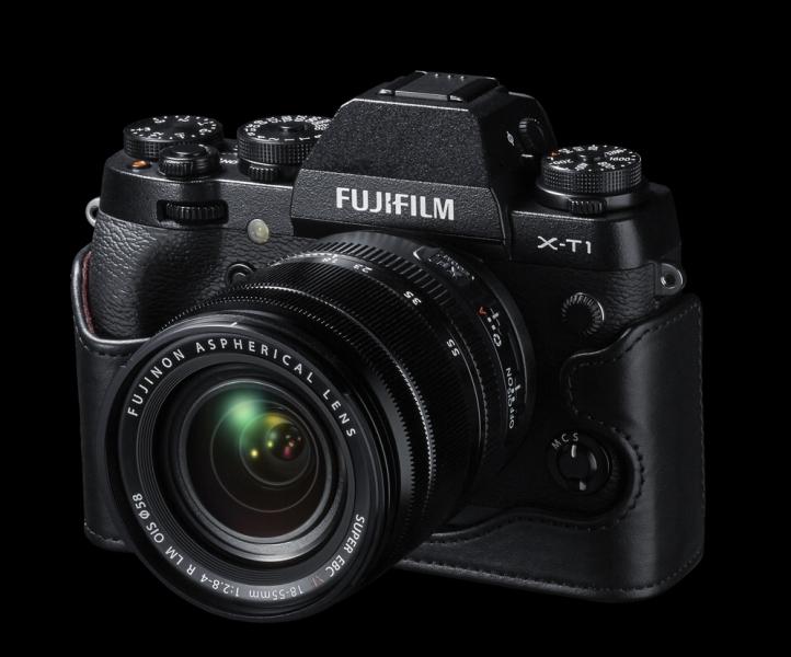 Fujifilm Announces X-T1 Camera